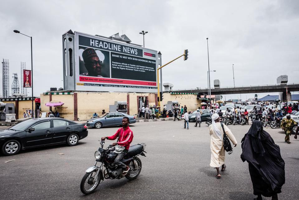 Economie du Nigeria